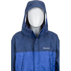 Marmot Boys PreCip Jacket Surf/Arctic Navy